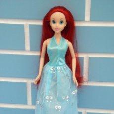 Barbie y Ken: MUÑECA ARIEL DISNEY LA SIRENITA DE SIMBA. Lote 95606283