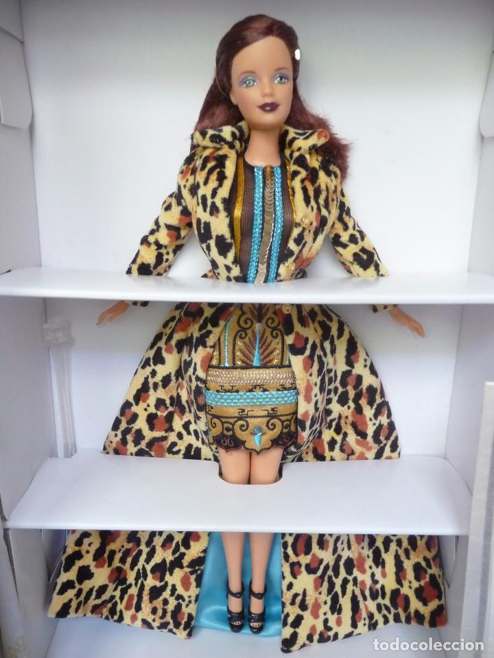 BARBIE COLECCION TODD OLDHAM EN SU CAJA ORIGINAL NRFU (Juguetes - Muñeca Extranjera Moderna - Barbie y Ken)