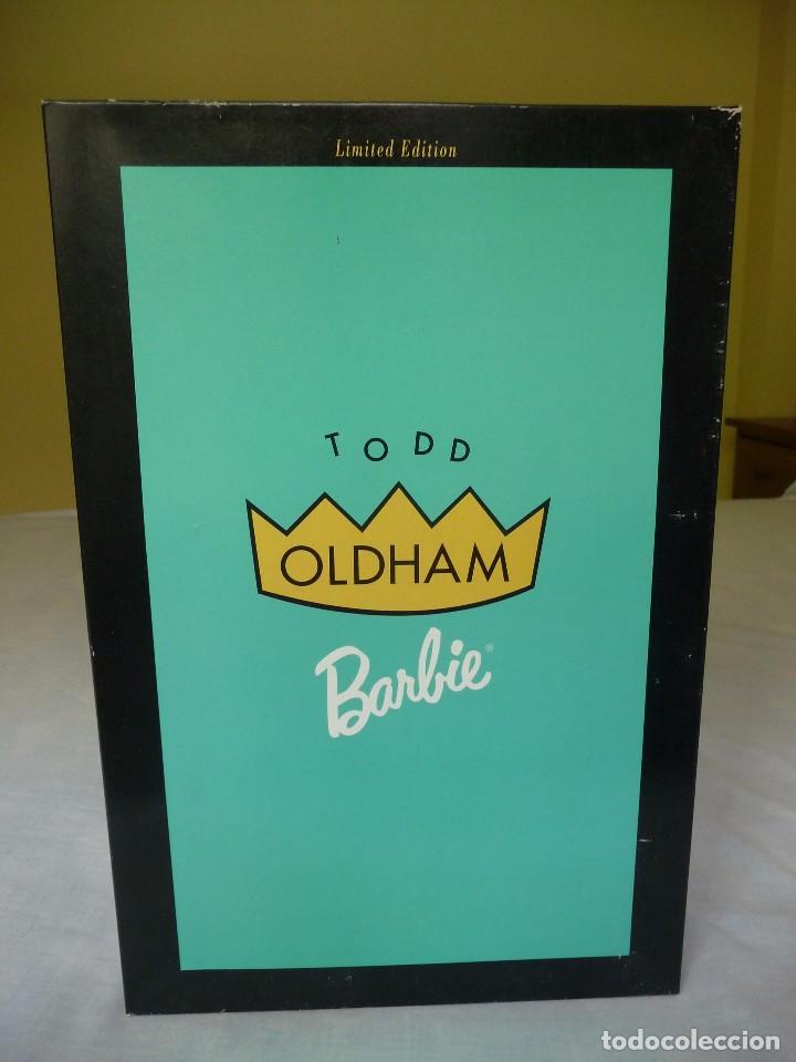 Barbie y Ken: Barbie coleccion todd oldham en su caja original NRFU - Foto 2 - 95775107