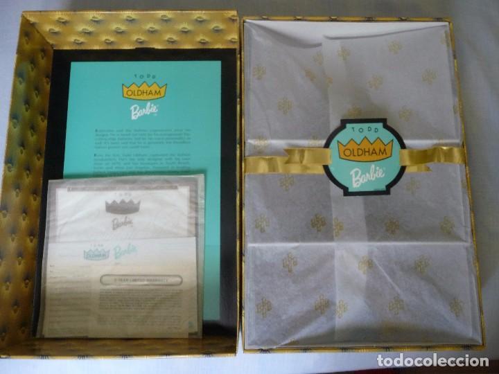 Barbie y Ken: Barbie coleccion todd oldham en su caja original NRFU - Foto 4 - 95775107