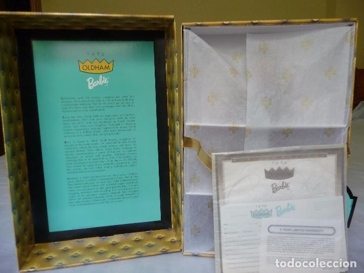 Barbie y Ken: Barbie coleccion todd oldham en su caja original NRFU - Foto 5 - 95775107