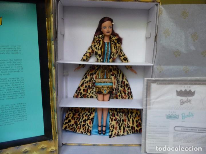 Barbie y Ken: Barbie coleccion todd oldham en su caja original NRFU - Foto 6 - 95775107
