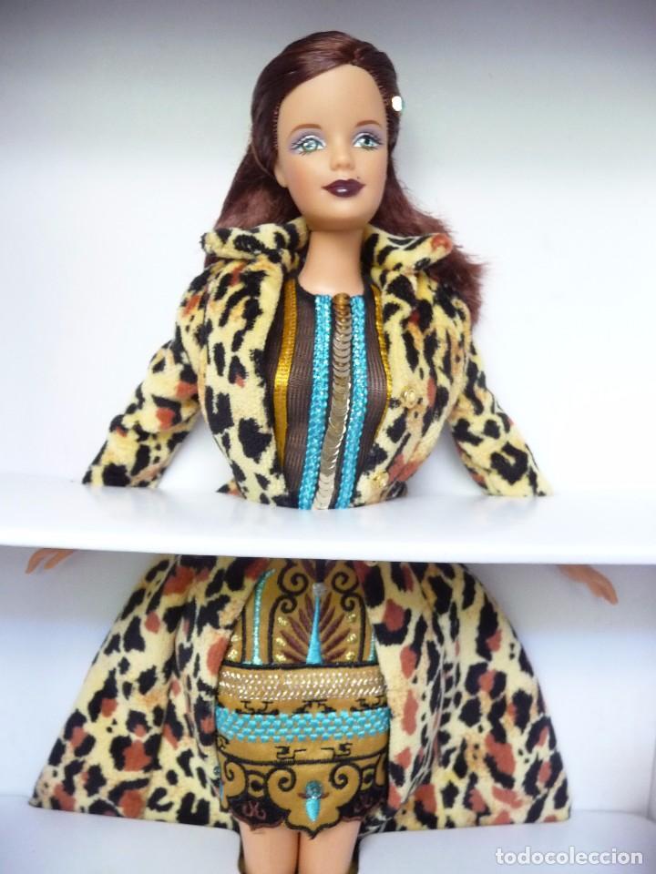Barbie y Ken: Barbie coleccion todd oldham en su caja original NRFU - Foto 8 - 95775107