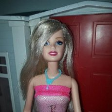 Barbie y Ken: PRECIOSA MUÑECA BARBIE MODA MAGICA EN PARIS NUEVA PERFECTO ESTADO ROPA DE ORIGEN COMPLETA UNICA . Lote 96020115