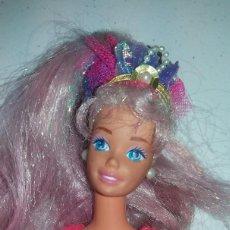 Barbie y Ken: ANTIGUA MUÑECA BARBIE EN MUY BUEN ESTADO ORIGINAL. Lote 96036355
