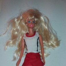 Barbie y Ken: ANTIGUA MUÑECA BARBIE SUPERARTICULADA EN MUY BUEN ESTADO ORIGINAL. Lote 96036391