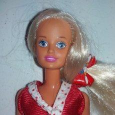Barbie y Ken: ANTIGUA MUÑECA BARBIE EN MUY BUEN ESTADO ORIGINAL. Lote 96036451