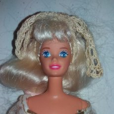 Barbie y Ken: ANTIGUA MUÑECA BARBIE EN MUY BUEN ESTADO ORIGINAL. Lote 96036715