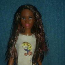 Barbie y Ken: BARBIE MORENA. Lote 96042811