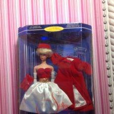 Barbie y Ken: BARBIE SILKEN FLAME,EDICIÓN COLECCIONISTA 1997. Lote 96250087