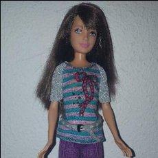 Barbie y Ken: BARBIE SKIPPER SKATEBOARD MATTEL. Lote 96793751