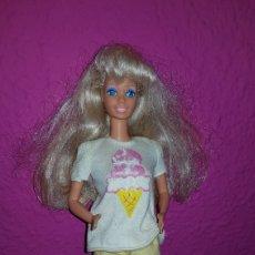 Barbie y Ken: PRECIOSA MUÑECA BARBIE AÑOS 80 MATTEL SPAIN. Lote 96855555