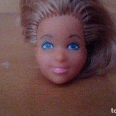 Barbie y Ken: CABEZA BARBIE MAMA CORAZON MADE IN SPAIN. Lote 97381851
