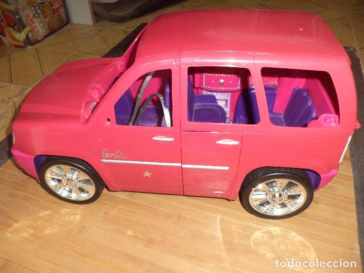 Barbie y Ken: Barbie Fashionista con su coche SUV Cadillac Escalade.Mattel 2010. - Foto 5 - 97685879