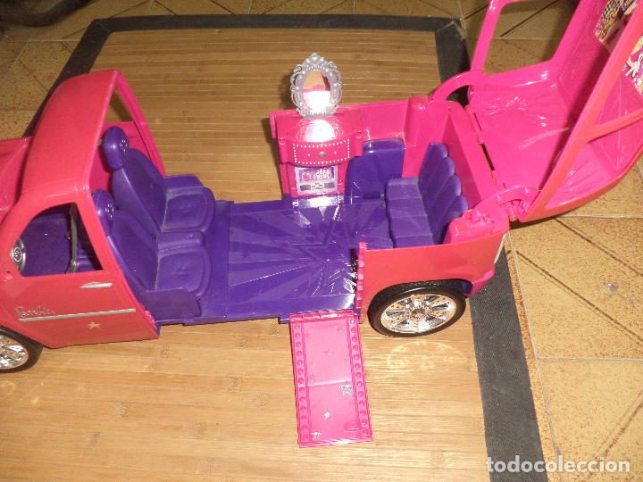 Barbie y Ken: Barbie Fashionista con su coche SUV Cadillac Escalade.Mattel 2010. - Foto 7 - 97685879