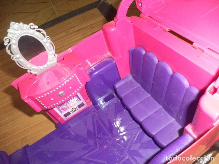 Barbie y Ken: Barbie Fashionista con su coche SUV Cadillac Escalade.Mattel 2010. - Foto 8 - 97685879