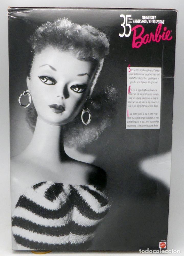 Barbie y Ken: Barbie 1959 35 Anniversary Edition Mattel 1993 Ref 11590 - Foto 2 - 97783303