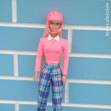 Barbie et Ken: MUÑECA BARBIE & GINGER DE MATTEL 1997 ARTICULADA. Lote 253253730
