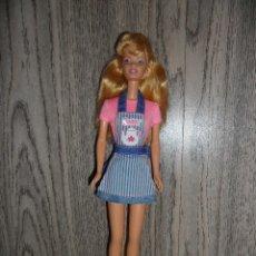 Barbie y Ken: MUÑECA BARBIE DULCES DIVERTIDOS. Lote 98643223