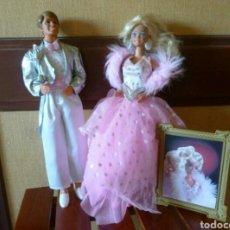 Barbie y Ken: BARBIE Y KEN SUPERSTAR. Lote 99445430