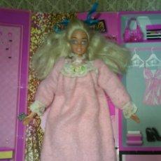 Barbie y Ken: BONITA MUÑECA BARBIE DULCES SUEÑOS, DE CUERPO BLANDO - MATTEL - 1993. Lote 100340819