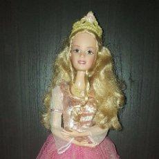 Barbie y Ken: RARA MUÑECA BARBIE BAILARINA DE LA SERIE BAILARINAS MUSICALES CON TODOS SUS ACCESORIOS . Lote 100548755