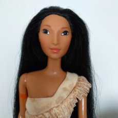 Barbie y Ken: BARBIE POCAHONTAS DISNEY SUN COLORS 1995 MATTEL. Lote 100660395