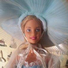 Barbie y Ken: PRECIOSA BARBIE VESTIDA DE ÉPOCA. Lote 102677679