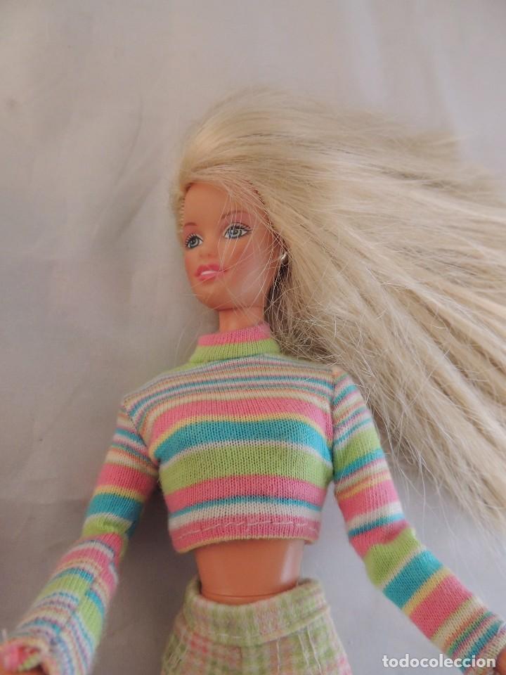 Barbie y Ken: MUÑECAS BARBIE DE MATTE 1995 Y BARBIE DE SIMBA - Foto 2 - 103443615