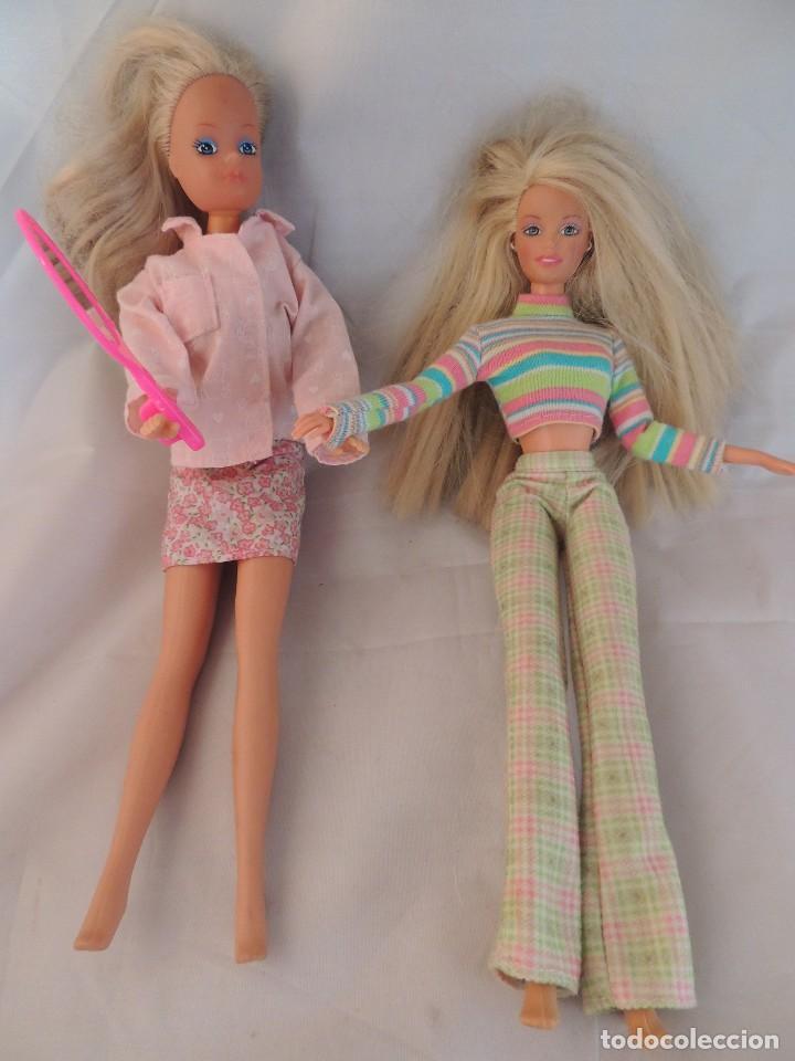 Barbie y Ken: MUÑECAS BARBIE DE MATTE 1995 Y BARBIE DE SIMBA - Foto 9 - 103443615
