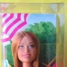 Barbie y Ken: BARBIE MATTEL MUÑECA SUMMER WATER PLAY / JUEGOS EN EL AGUA. NUEVA EN CAJA ORIGINAL PRECINTADA 2014. Lote 103877507