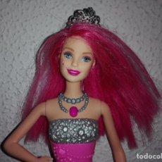Barbie y Ken: MUÑECA BARBIE PRINCESA CANTANTE PBC. Lote 104578679