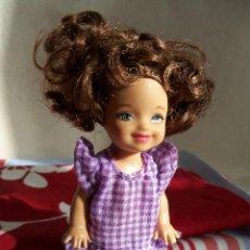 Barbie y Ken: SHELLY - BARBIE. MATTEL 2006 - 1994. VESTUARIO ORIGINAL. Lote 105240555