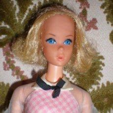 Barbie y Ken: BARBIE QUICK CURL DEL AÑO 73 CON VESTIDO ORIGINAL. Lote 106082671