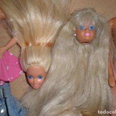 Barbie y Ken: LOTE DE DESGUACE DE BARBIE IDEAL PIEZAS. Lote 106168591