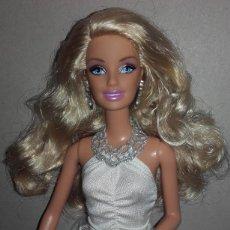 Barbie et Ken: MUÑECA BARBIE NOVIA DE MATTEL CON VESTIDO ORIGINAL Y ANILLO. Lote 107148627