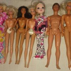 Barbie y Ken: LOTE DE BARBIES. MATTEL, MGA Y HASBRO. Lote 107756235