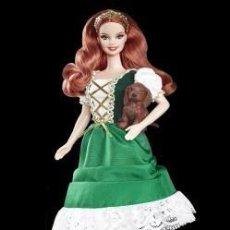 Barbie y Ken: BARBIE IRLANDA. DOLLS OF THE WORLD. Lote 109081371
