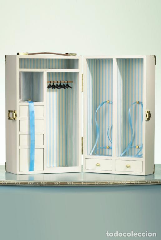DETALLES DE BARBIE WARDROBE CARRYING CASE SILKSTONE BFMC # B1328 NRFB (Juguetes - Muñeca Extranjera Moderna - Barbie y Ken)