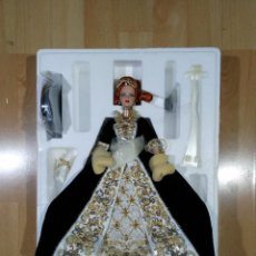 Barbie y Ken: DETALLES DE FABERGÉ IMPERIAL GRACE BARBIE DOLL PORCELAIN COLLECTION LIMITED EDITION # 52738. Lote 109165267