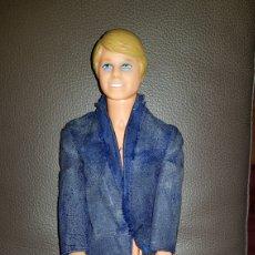 Barbie y Ken: FIGURA KEN TROPICAL BARBIE AÑO 85 SIN MARCAR DE LOS PRIMEROS. Lote 110419462
