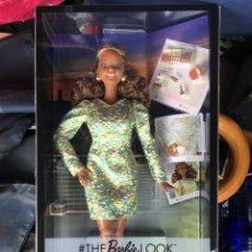 Barbie y Ken: BARBIE NIGHT TIME GLAMOUR-BARBIE LOOK COLLECTION-BLACK LABEL-PRECINTADA NUEVA. Lote 110532748
