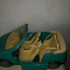 Barbie y Ken: COCHE BARBIE CON DEFECTO. Lote 111343642