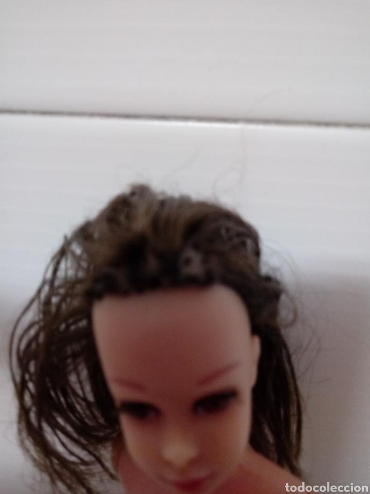 Barbie y Ken: Cabeza de Francie con cuerpo de skipper de mattel año 63 - Foto 4 - 111631538