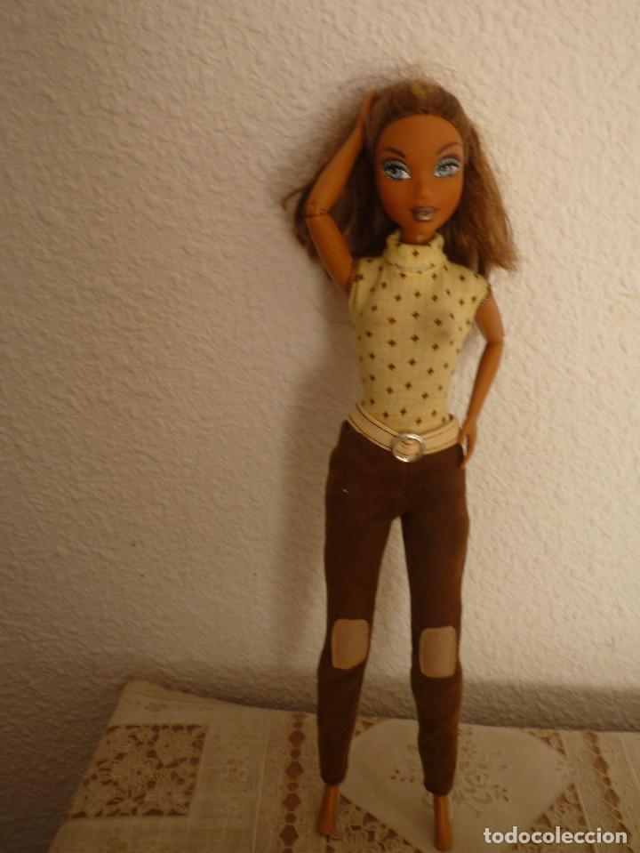 BARBIE MY SCENES-WESTLEY-COLECCION CHILLIN OUT MADISON 1999 COLECCION DESCATALOGADA (Juguetes - Muñeca Extranjera Moderna - Barbie y Ken)