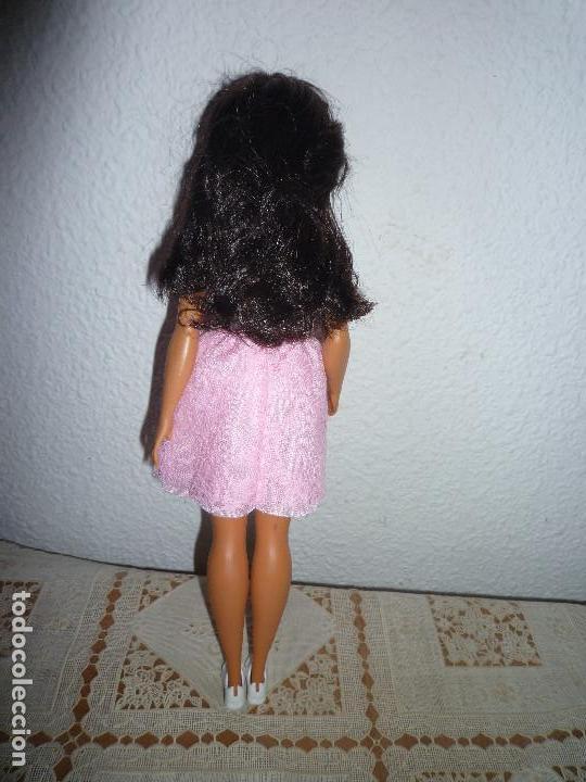 Barbie y Ken: BARBIE FASHIONISTA 2015 MATTEL- Nº65-CURVY- NUEVA- DESCATALOGADA DIFICIL ENCONTRAR - Foto 2 - 112569379