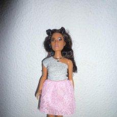 Barbie y Ken: BARBIE FASHIONISTA 2015 MATTEL- Nº65-CURVY- NUEVA- DESCATALOGADA DIFICIL ENCONTRAR. Lote 112569379