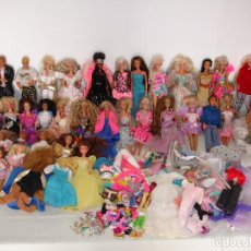 Barbie y Ken: BARBIES GRAN LOTE.. Lote 112837479
