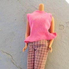 Barbie y Ken: MATTEL CON FECHA 1966..FALTA CABEZA. Lote 112983375