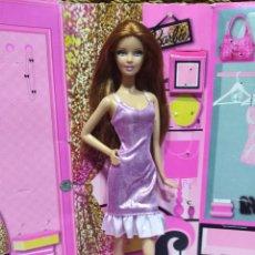 Barbie y Ken: PRECIOSA BARBIE BASICS BLACK LABEL COLLECTION 001 MODEL N. 07 - MATTEL - 2009. Lote 113126139